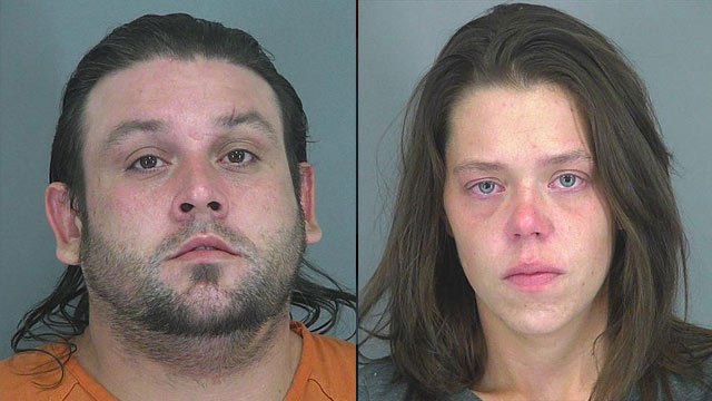 David Freeman and Joanne Kennedy (Source: Spartanburg Co. Detention Center)
