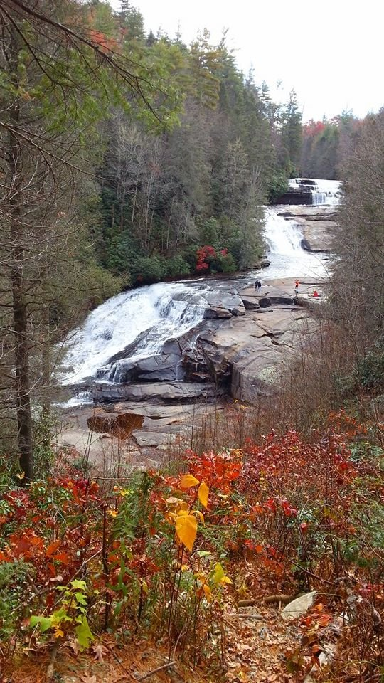 Triple Falls @ Dupont State Forest
