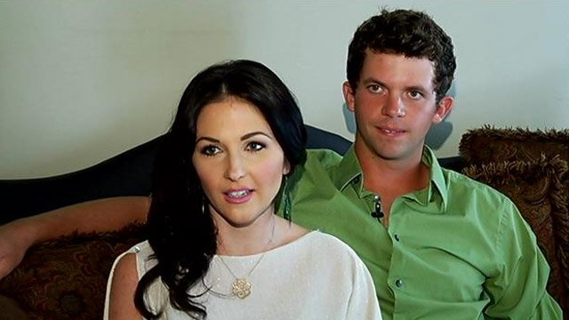 Bobbi and Jacob Gregory said they wouldn't want a post or pre-nup in their marriage. (File/FOX Carolina)