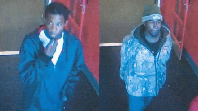 Police are looking for help identifying these men. (Source: Anderson Co. Sheriff's Office)