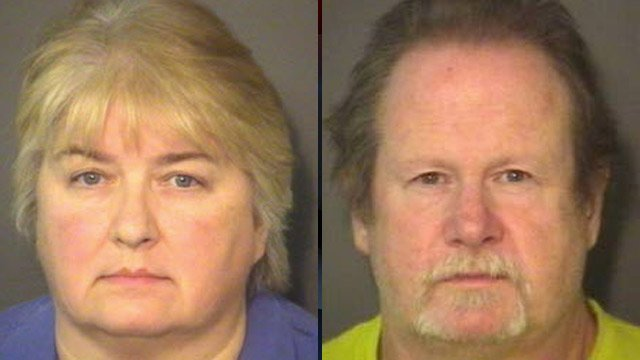 Wanda Sue Larson and Dorian Lee Harper (Source: Union Co. Sheriff's Office)