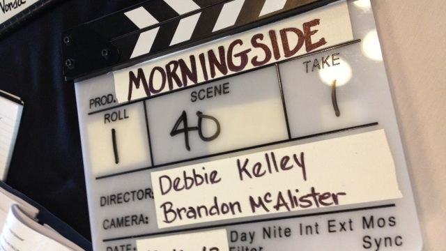 Filmmakers on set of a movie in Oconee Co. (File/FOX Carolina)