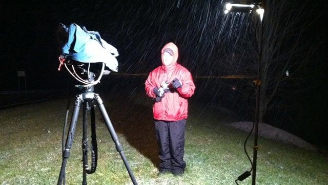 across parts of Carolinas as winter storm moves east - FOX Carolina 21