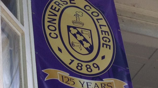 Converse College is located in Spartanburg. (File/FOX Carolina)