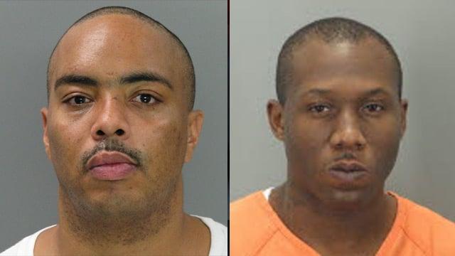 Michael Hockaday (L) and Garcia Wilson. (Source: SCDOC & Greenville Co. Detention Center)