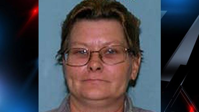 Cheryl Garrison (Source: Anderson Co. Sheriff's Office)