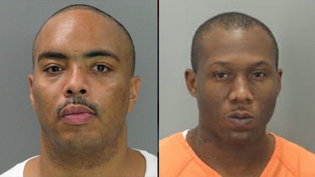 Michael Hockaday (L) and Garcia Wilson. (Source: SCDOC & Greenville Co. Detention Center)