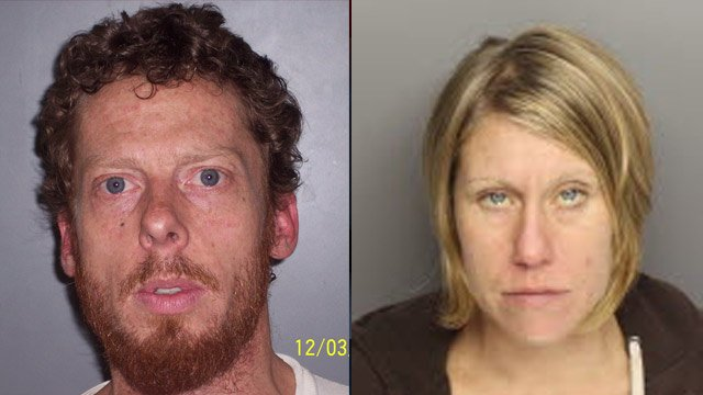 Daniel Bennett (L) and Whitney Maness (Source: Laurens and Greenville Co. detention centers)