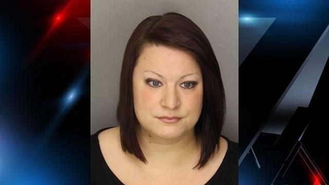 Jessica Bollinger (Source: Greer Police Dept.)