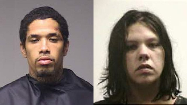 Todd Finklea and Kelly Waldrop (Source: Pickens Co. Detention Center)