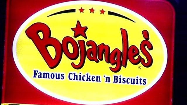 A local Bojangles sign. (Dec. 12, 2013/FOX Carolina)