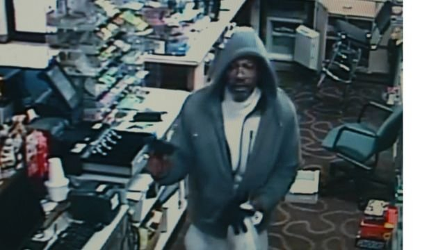 Armed robbery suspect. Courtesy: Anderson Co. Sheriff's Office