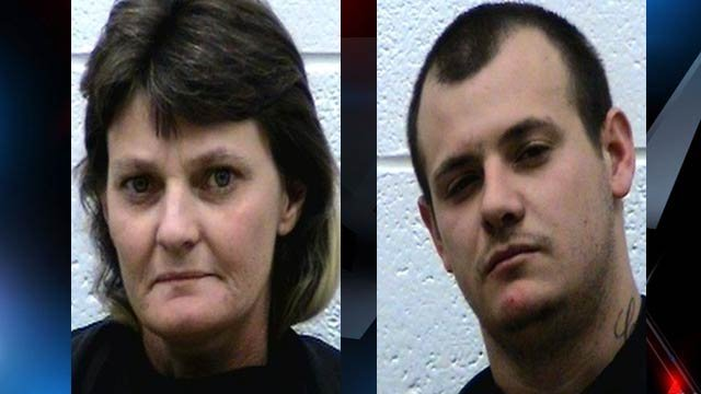 Rebecca and Casey Whitesides (Source: Rutherford Co. Sheriff's Office)