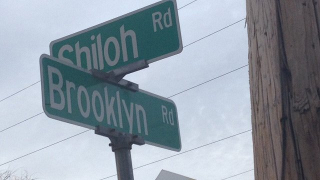 The shooting was reported at Shiloh Road and Brooklyn Road in the Shiloh community. (Dec. 19, 2013/FOX Carolina)