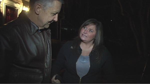 Eric Swenson and Natasha Jones. (Dec. 19, 2013/FOX Carolina)