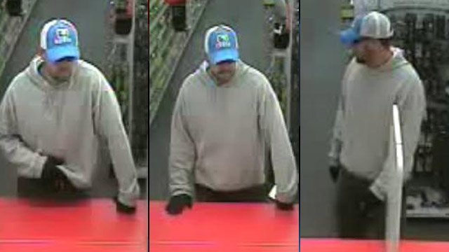 Anderson police say this man stole the pills from the CVS store. (Dec. 30, 2013/Anderson Police Dept.)
