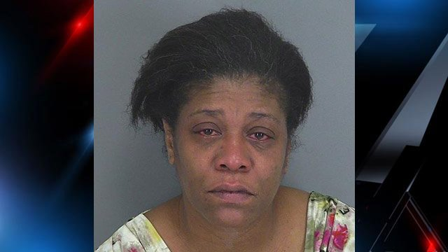 Carlette Harden (Source: Spartanburg Co. Detention Center)