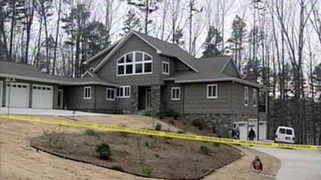The Seneca home where deputies say the couple was killed. (File/FOX Carolina)