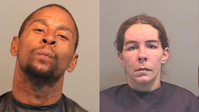 Joseph Rice and Jennifer Inman (Source: Union PD)