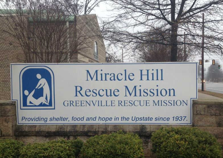Miracle Hill Greenville Rescue Mission cold shelter is open. (Jan. 5 2014/FOX Carolina)