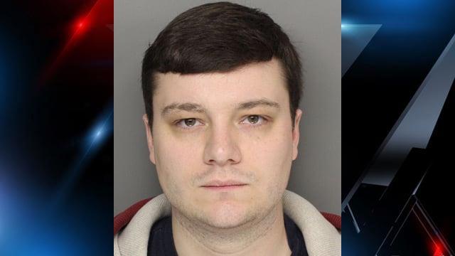 Paul Matthew Cason (Source: Greenville County Sheriff's Office)