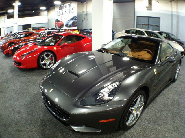 The showroom floor of the South Carolina International Auto Show (Source: FOX Carolina/Jan. 10, 2014)