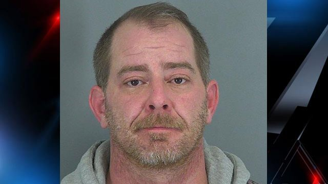 Michael Exall (Source: Spartanburg Co. Detention Center)