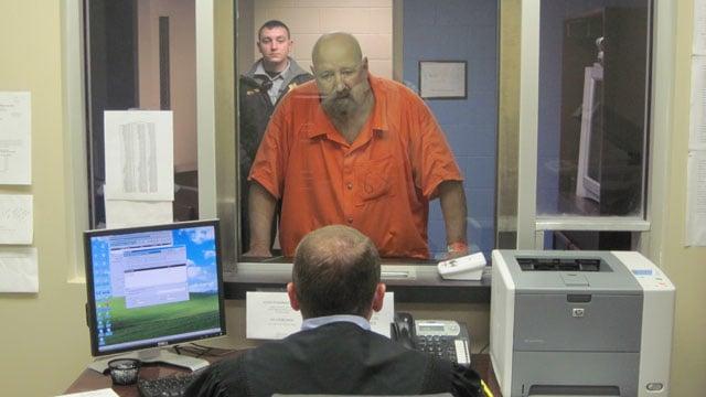 Douglas Holden is being held on $450,000 cash or surety bond. (Source: Oconee Co. Sheriff's Office)