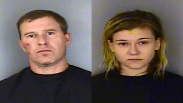 Daniel and Megan Allen (Source: Greenwood Police Dept.)