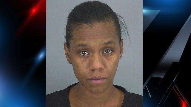 Louretha Booker (Source: Spartanburg Co. Detention Center)