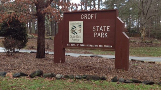 Croft State Park is located in Spartanburg County. (Jan. 14, 2014/FOX Carolina)