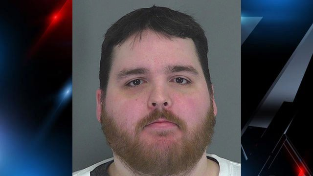 Christopher Vaughn (Source: Spartanburg Co. Detention Center)