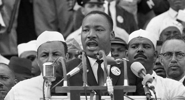Dr. Martin Luther King, Jr. (Courtesy: AP)