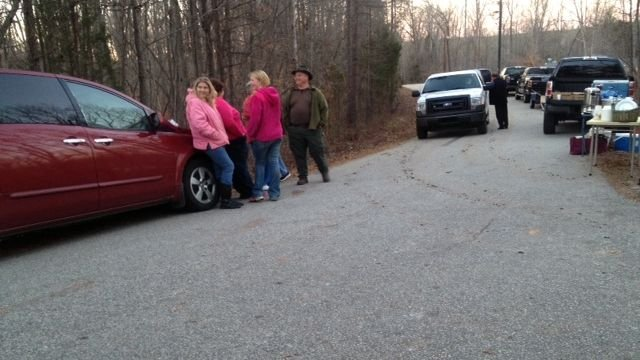 Deputies investigate human remains found in Laurens Co. (Fox Carolina)
