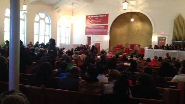 SC NAACP hosts King Day at the Dome Rally in Columbia (Fox Carolina)