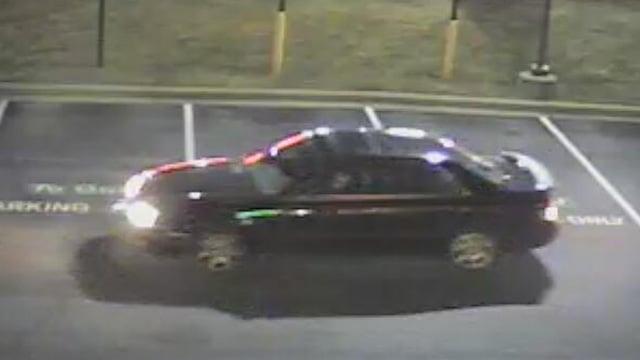 Deputies Car Owner Sought After Greenville Olive Garden Robbed Myrtle Beach