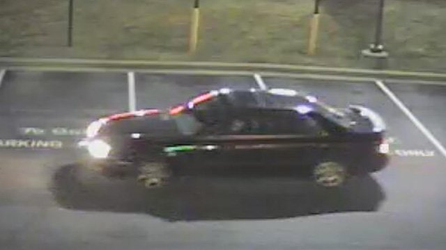 Deputies Car Owner Sought After Greenville Olive Garden Robbed Columbia South