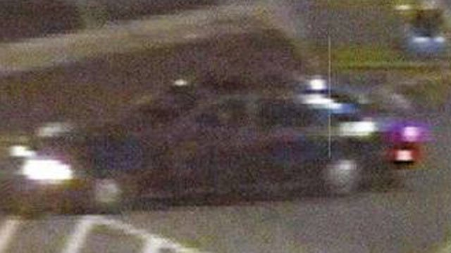 Police provided a picture of the man's vehicle. (Source: Anderson PD)