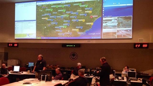 Governor Nikki Haley has declared a State of Emergency, activating the S.C. Emergency Operations Center. (SC Emergency Management)