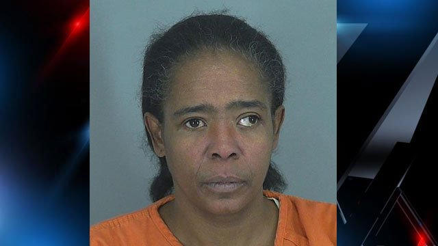 Carla Farrow (Source: Spartanburg Co. Detention Center)
