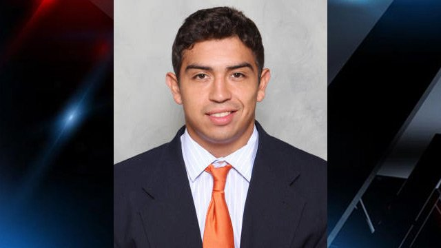 Daniel Rodriguez's team photo. (Source: IPTAY Media)