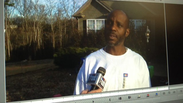 DMX talked to Cody Alcorn about the rumored fight on Wednesday. (Jan. 5, 2014/FOX Carolina)