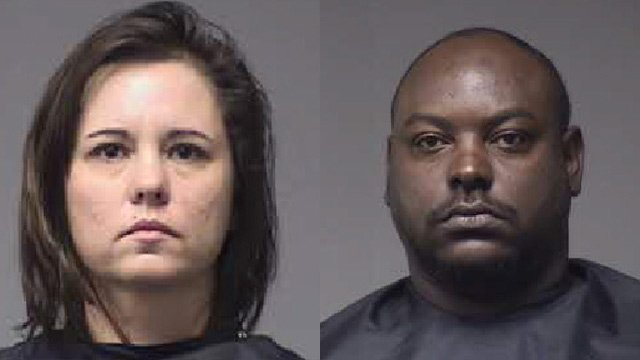 Crystal Gail Williams and Marcus Channing Johnson (Source: Pickens Co. Detention Center)