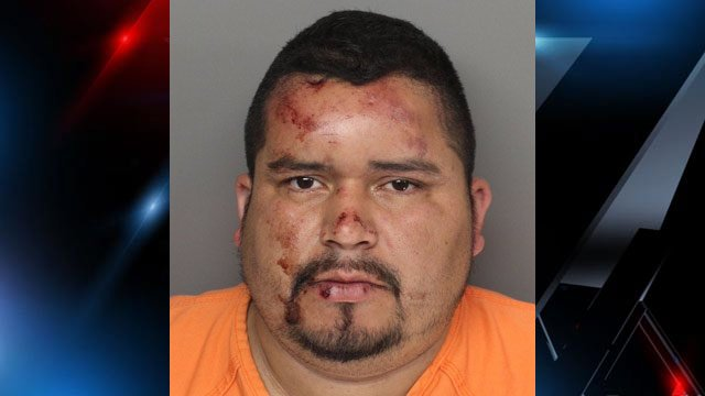 Jose Aceveno-Lopez (Source: Greenville Co. Sheriff's Office)