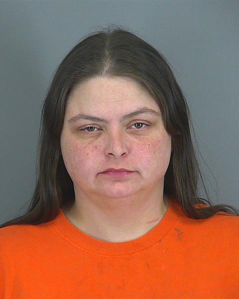 Shannon Bridges (Source: Spartanburg Co. Detention Center)