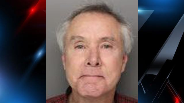 Ned Bassler has been charged with pointing and presenting a firearm. (Source: Greenville Co. Detention Center)