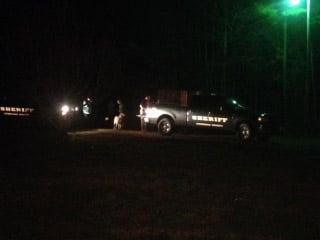 The sheriff's office responded to Golden S. Rescue on Hamlin Road. (Feb. 19, 2014/FOX Carolina)