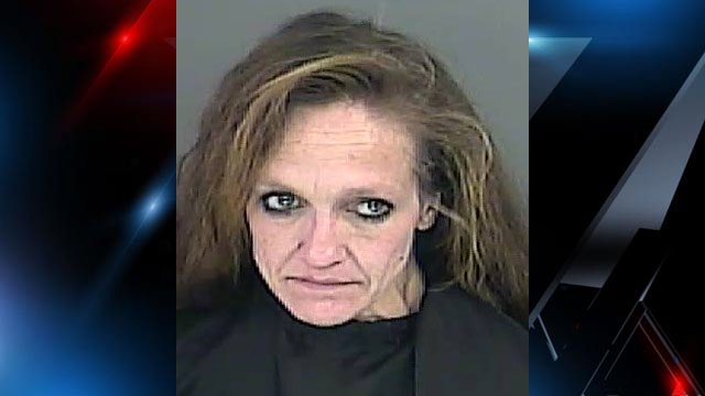 Debra Sheridan (Source: Anderson County Sheriff's Office)