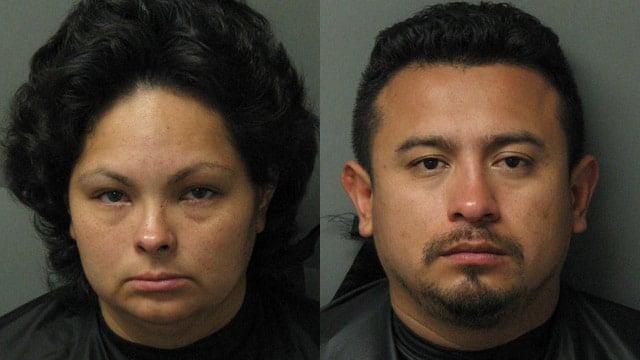 Maria Herrera and Yair Ortega-Guzman (Source: Oconee Co. Sheriff's Office)
