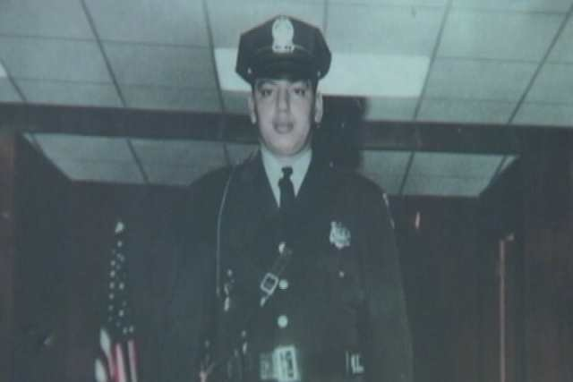 Jimmie Kirksey in uniform 1963 (source: Kirksey family)